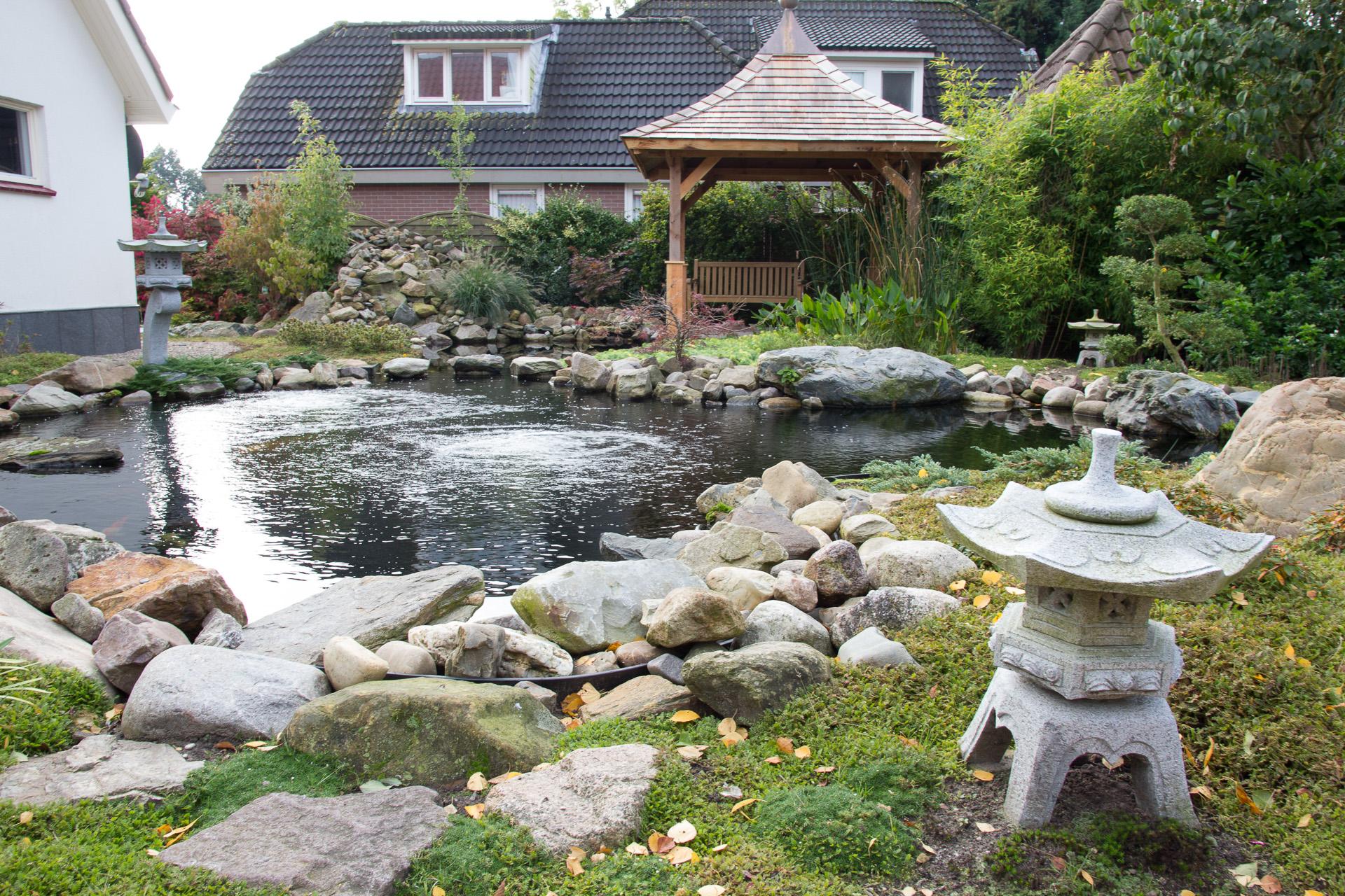 Japanse tuin nijverdal tuincentrum bloemsierkunst for Vacature tuin