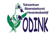 Logo Tuincentrum Bloemsierkunst Hoveniersbedrijf ODINK Nijverdal